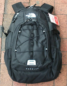 THE-NORTH-FACE-HECKLER-BACKPACK-MODEL-A93A-LAPTOP-COMPATIBLE-TNF-BLACK-NEW