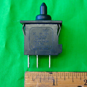 New Peg Perego Small Accelerator Pedal Switch