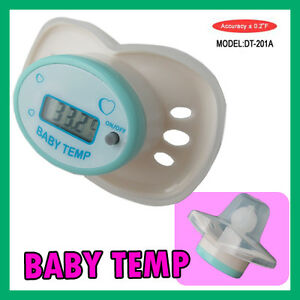 Safety-1st-Digital-Pacifier-Thermometer-Baby-Kid-Newborn-Easy-Temperature