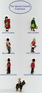 Irish Scottish Welsh Grenadier Coldstream Army Guards Pin Badge Collection Set - <span itemprop=availableAtOrFrom>Tiverton, Devon, United Kingdom</span> - We offer a 14 days return policy to items shipped within the UK and Ireland. Item's made to order are excluded. Most purchases from business sellers are protected by the Consumer  - Tiverton, Devon, United Kingdom