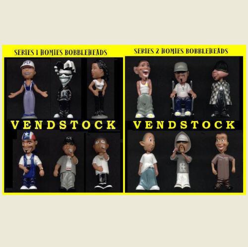 12 retraite Homies mini poupées série 1 /& 2 poupées Sets-Vous Choisissez Un