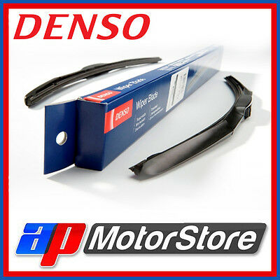 "26"" 16"" Denso Hybrid Wiper Blades Pair - Oem Front Windscreen Aero Hook Upgrade"