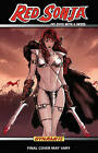 Red Sonja: She-Devil with a Sword Volume 8 by Brian Reed (Paperback, 2010)