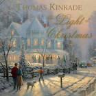 The Light of Christmas by Thomas Kinkade (Hardback, 2008)
