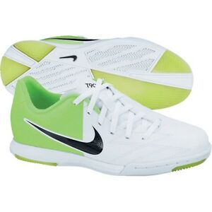Nike Total 90 Shoot IV IC Indoor 2012 Soccer Shoes White - Green ...