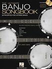 Hal Leonard Ultimate Banjo Tab Songbook with CD