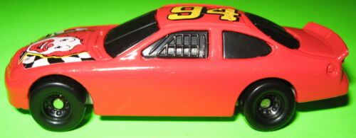 2 McDonald/'s Hot Wheels Nascar 50th Anniversary 1998 #5 Ronald Car 94 New MIP