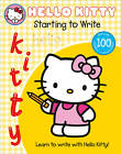 Learn with Hello Kitty: Starting to Write by HarperCollins Publishers (Paperback, 2012)