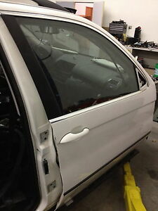 Bmw e53 x5 front passenger door assembly glass airbag for 2001 bmw x5 window regulator replacement