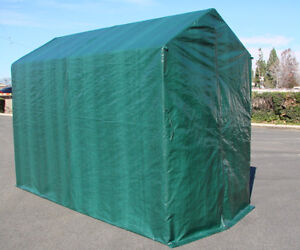 ... 10-039-x5-039-TENT-STORAGE-SHED-COVER- & 10u0027x5u0027 TENT STORAGE SHED COVER CANOPY SHELTER GARAGE MOTORCYCLE ...