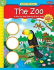 The Zoo: A Step-By-Step Drawing & Story Book by Jenna Winterberg (Mixed media product, 2006)