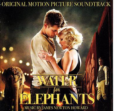 Water for Elephants-2011-Original Movie Soundtrack- CD