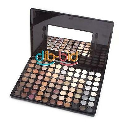 New Professional Beauty Makeup Warm Pro 88 Full Color Eyeshadow Palette X-mas