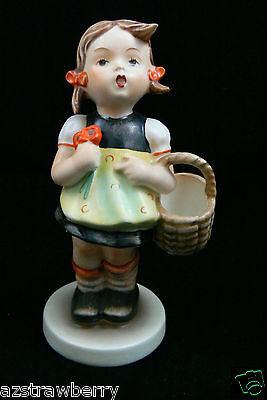 """Vintage Hummel Goebel Germany Porcelain 98 Girl Sister Figurine 6"""""""