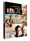 Mona Lisa Smile/Tea With Mussolini/Legends Of The Fall (DVD, 2012, 3-Disc Set, Box Set)