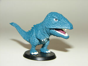 SD Gorosaurus Figure from Zacca Set! Godzilla Gamera Ultraman