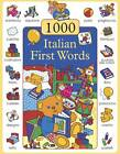1000 First Words in Italian by Don Campaniello (Hardback, 2012)