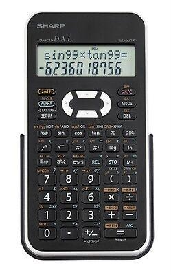 Sharp EL-531XGB-GR Engineering/Scientific Calculator