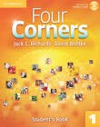 Four Corners Level 1 Student's Book with Self-Study CD-ROM by Jack C. Richards, David Bohlke (Mixed media product, 2011)