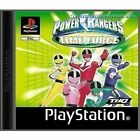 Power Rangers: Time Force (Sony PlayStation 1, 2001) - European Version