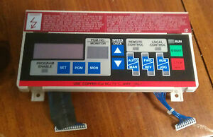 RELIANCE-ELECTRIC-KEYPAD-KEY-PAD-OPERATOR-GP2000-FOR-DRIVE-MD-B3003C-257210119