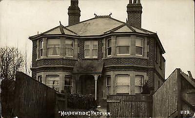 Patcham, Brighton. Meadowside # 1189.