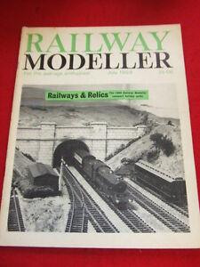 RAILWAY-MODELLER-RAILWAYS-amp-RELICS-July-1969-Vol-20-225