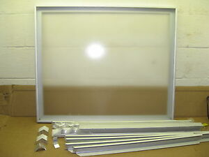 4-x-DynaPro-DIY-Solar-Panel-Frame-with-Glass-Kit-3x6-36-Cell-Frame-Glass