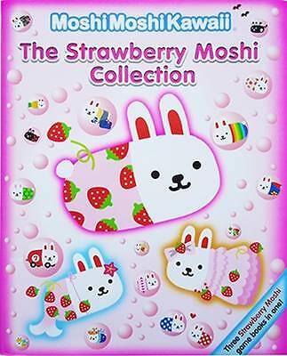 """""""AS NEW"""" Moshimoshikawaii: The Strawberry Moshi Collection, , Book"""