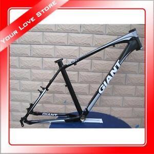 Bicycle-2011-GIANT-TALON-3-MTB-Frame-Black-16-18-Free-Headset-Seatpost-Clamp