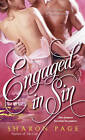 Engaged in Sin by Sharon Page (Paperback / softback, 2012)
