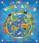 My Pop-Up World Atlas by Anita Ganeri (Hardback, 2012)