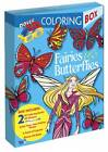 Fairies and Butterflies 3-D Coloring Box by Dover (Paperback, 2012)