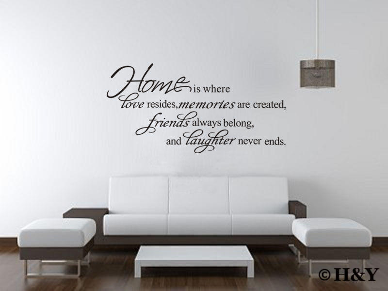 ~ Home Is Where Love Resides