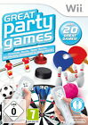 Great Party Games (Nintendo Wii, 2010, DVD-Box)