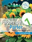 Facon De Parler 1 French for Beginners: Coursebook by Hodder & Stoughton General Division (Paperback, 2012)