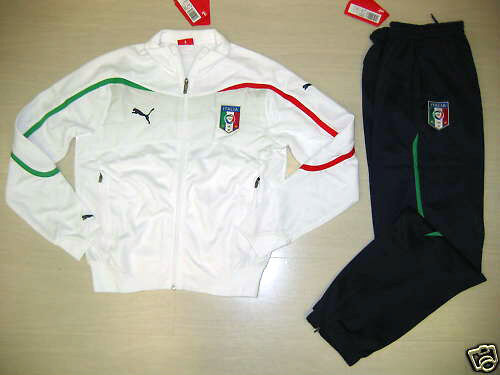 0702 SIZE 12 YEARS ITALY TRACK SUIT CHILD JUNIOR TRACKSUIT SURVETEMENT SUDADORA