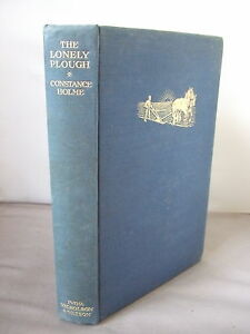 The-Lonely-Plough-by-Constance-Holme-HB-1933