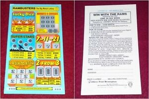 Derby-County-Lottery-22-29th-March-1986-v-NEWPORT-COUNTY