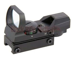 Smith-amp-Wesson-M-amp-P-15-22-Multi-Reticle-Tactical-Red-or-Green-Holographic-Sight