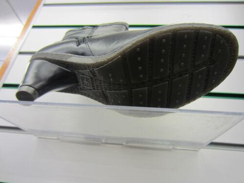 pantorrilla Silver Dr Toki la botas Up Black hasta Martens Zip Damas qgwn6H6W