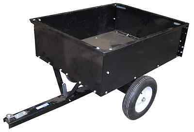 STEEL RIDE ON LAWN MOWER / ATV TIPPING / TIPPER TRAILER  230kg P# DC500