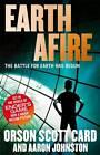 Earth Afire by Orson Scott Card, Aaron Johnston (Paperback, 2013)