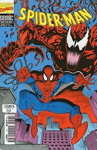 SPIDERMAN-N-13-SEMIC-MARVEL-COMICS