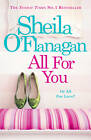 All For You by Sheila O'Flanagan (Paperback, 2012)