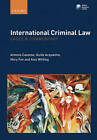 International Criminal Law: Cases and Commentary by Alex Whiting, Antonio Cassese, Mary Fan, Guido Acquaviva (Paperback, 2011)