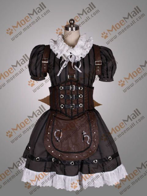 Alice: Madness Returns Stream Ultimate Version Cosplay Costume Party Dress