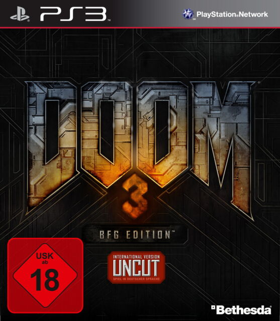 Playstation 3 - Doom 3 (OVP)