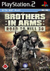 Brothers In Arms: Road To Hill 30 (Sony PlayStation 2, 2005, DVD-Box)