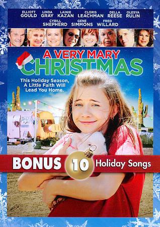 A Very Mary Christmas with Bonus MP3s for Christmas, New DVD, Elliott Gould, Ole